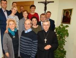 Spotkanie KK z BP Andrzejem Siemieniewskim
