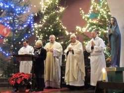 Katowice- diecezjalne spotkanie opłatkowe